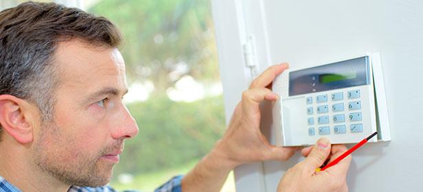 نصب سیستم دزدگیر خانه